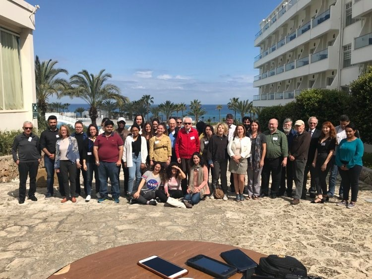 "I join other participants in ""Global Security & Regional Disorder: Evolving Challenges, Elusive Solutions?"", held in 2019 in Kyrenia, Cyprus, by the International School on Disarmament and Research on Conflicts."