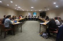 Youth and experts discuss disarmement